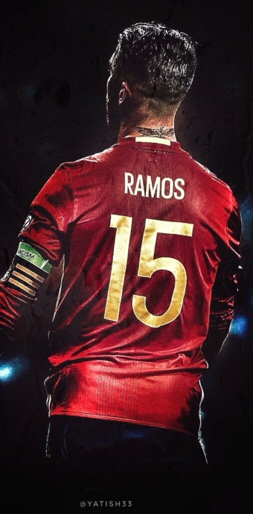 Sergio Ramos Wallpaper 2020
