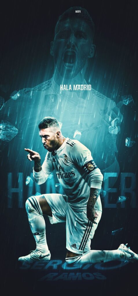 Sergio Ramos Wallpaper Android
