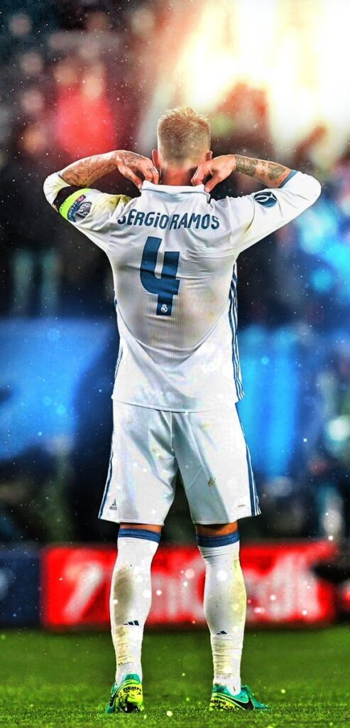 Sergio Ramos Wallpaper Hd