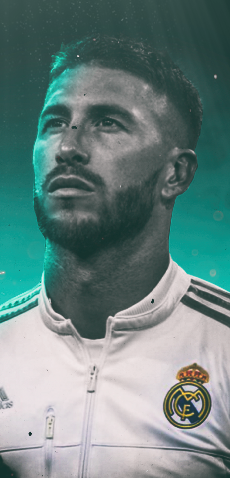 Sergio Ramos Wallpaper Phone