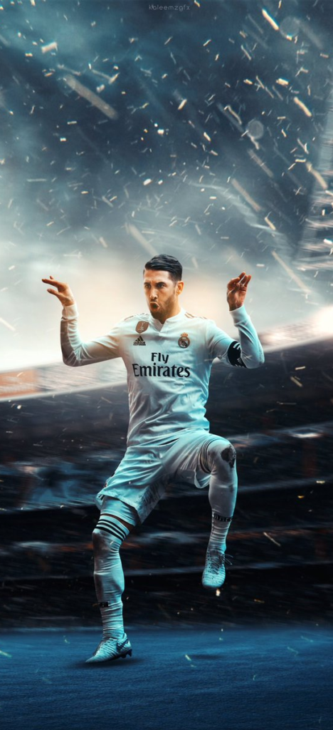 Sergio Ramos Wallpaper Iphone