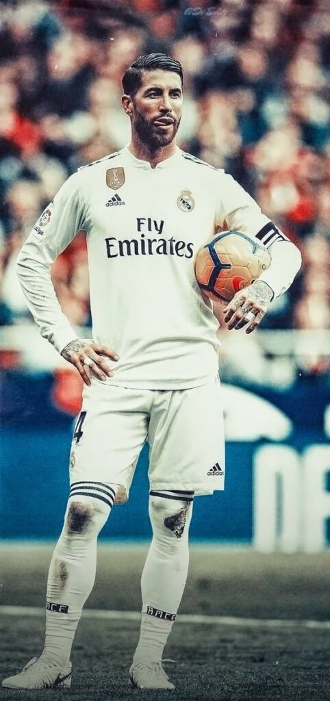 Sergio Ramos Wallpaper Iphone 4k