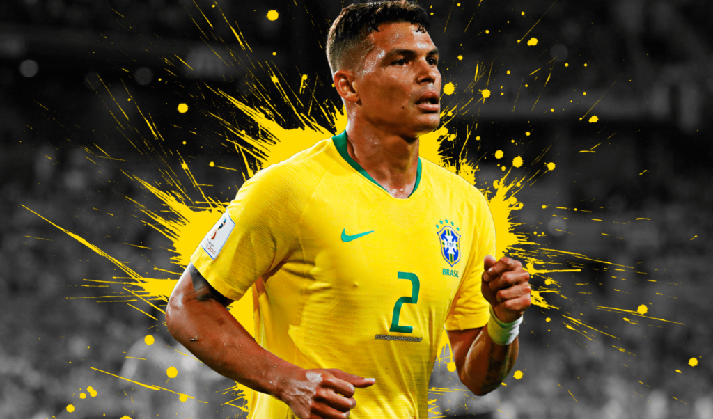 Thiago Silva Desktop Wallpaper