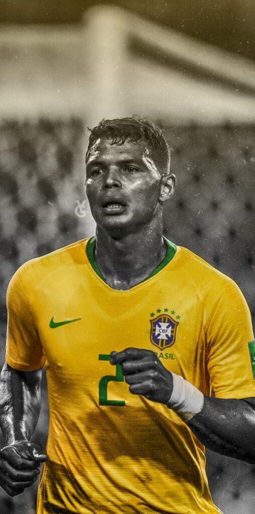 Thiago Silva Wallpaper 4k