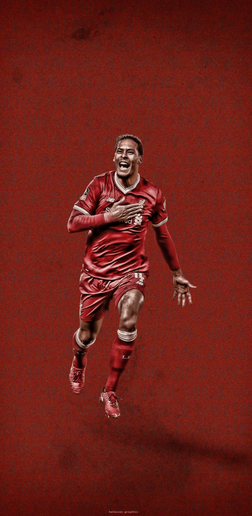 Virgil Van Dijk Backgrounds