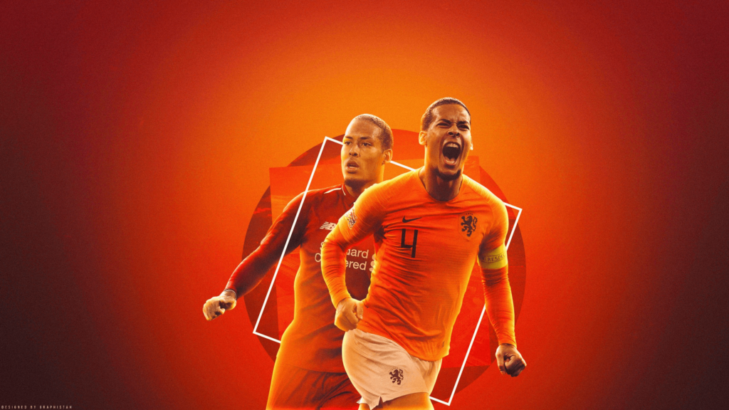 Virgil Van Dijk Pc Wallpaper