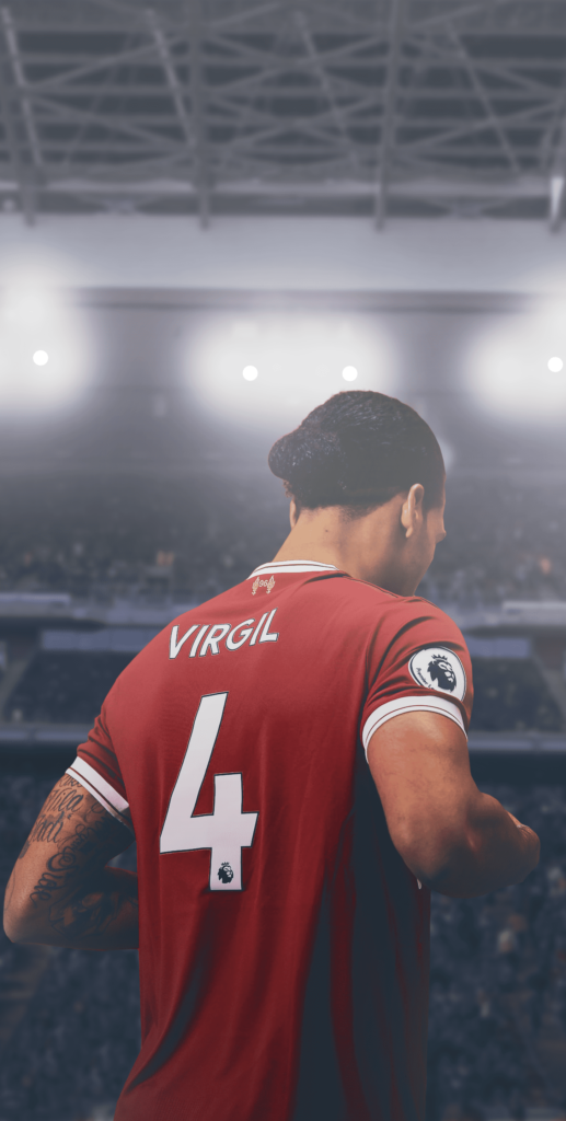 Virgil Van Dijk Wallpaper 4k
