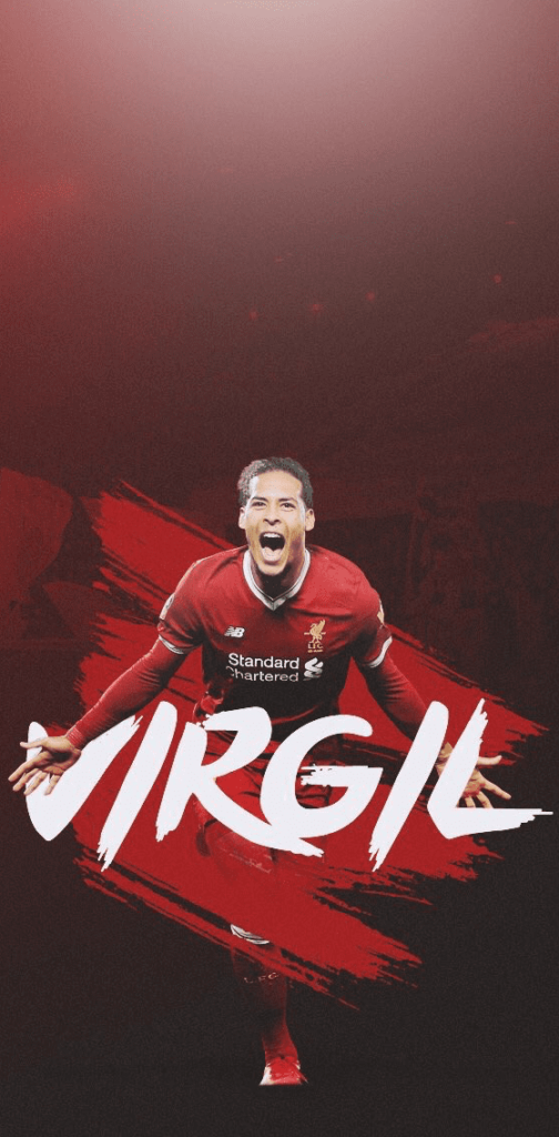 Virgil Van Dijk Wallpaper