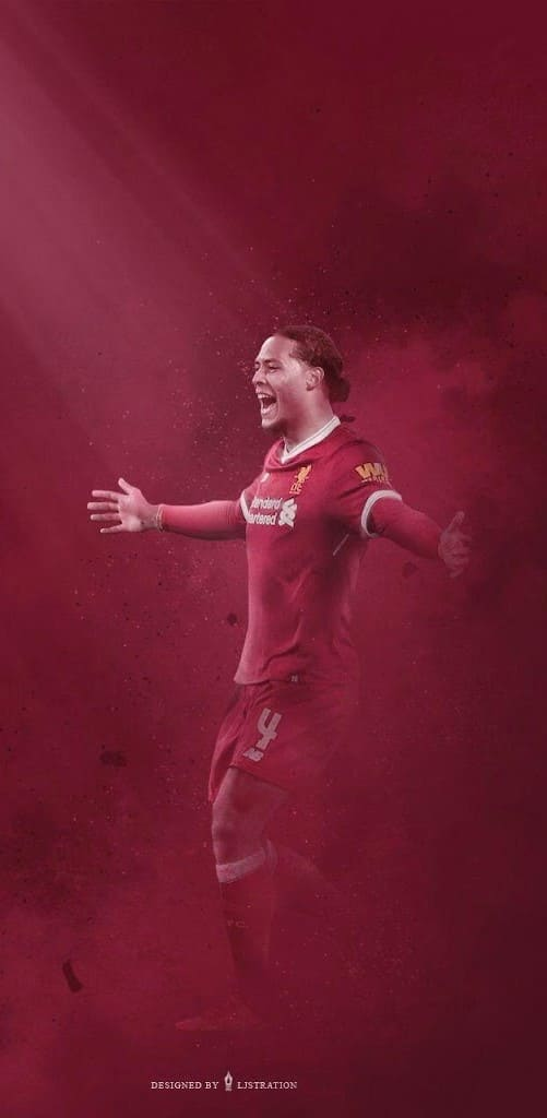 Virgil Van Dijk Wallpaper Android