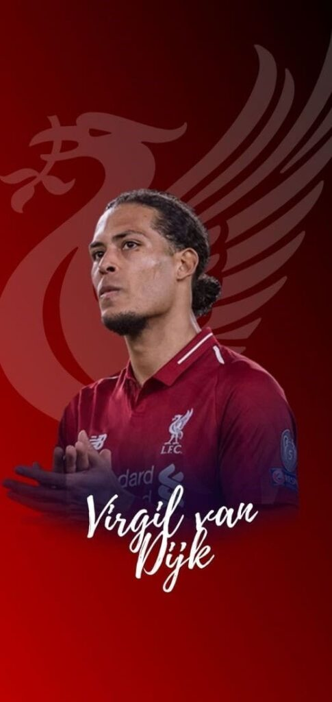 Virgil Van Dijk Wallpaper Hd