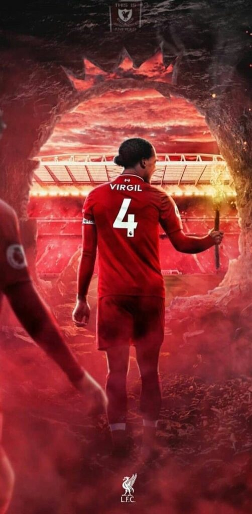 Virgil Van Dijk Wallpaper Phone