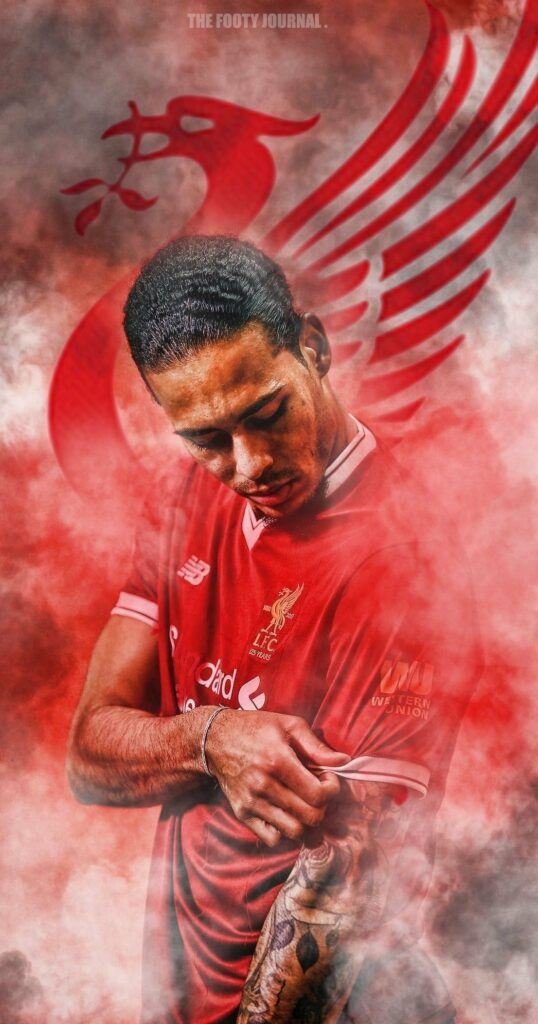 Virgil Van Dijk Wallpaper Iphone