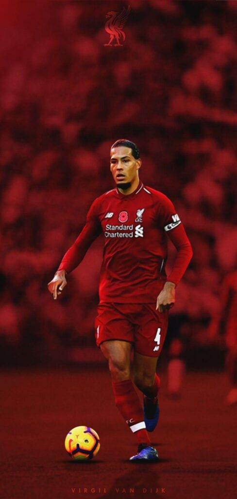 Virgil Van Dijk Wallpapers