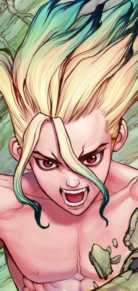 Dr.stone Wallpaper