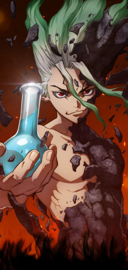 Dr.stone Wallpaper Hd