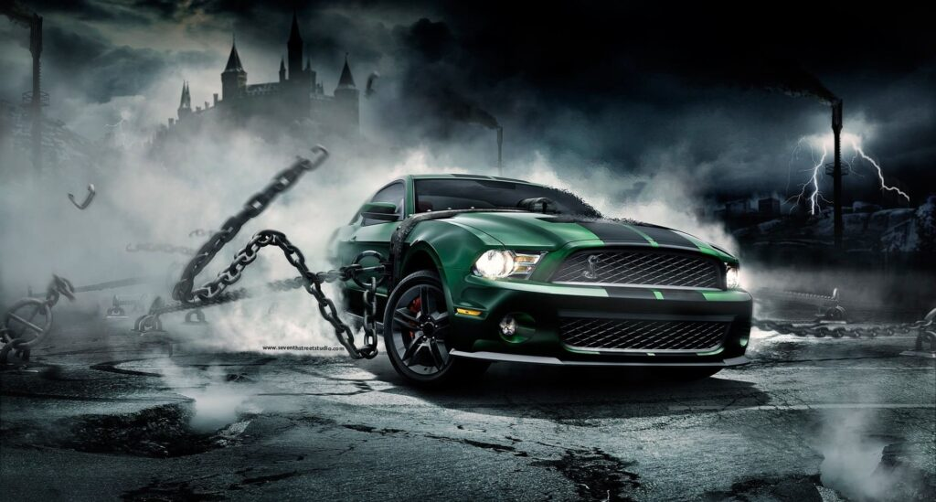 Ford Desktop Wallpaper