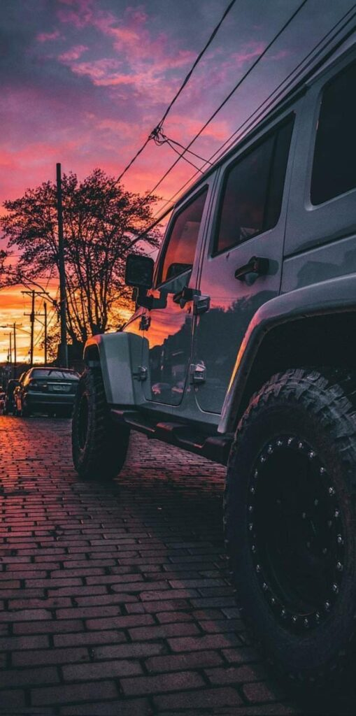 Jeep Background