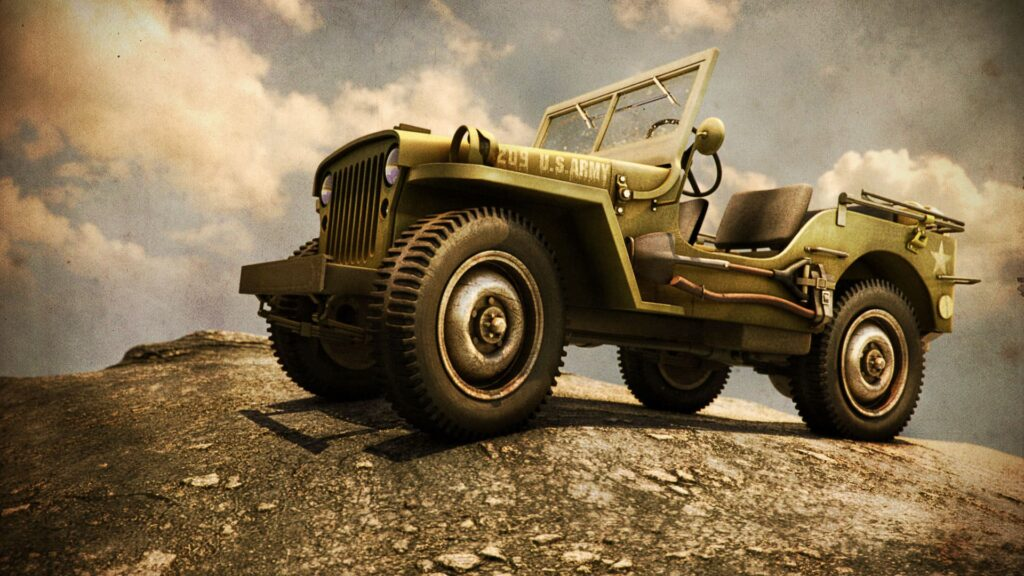 Jeep Desktop Wallpaper 4k
