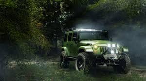 Jeep Pc Wallpaper