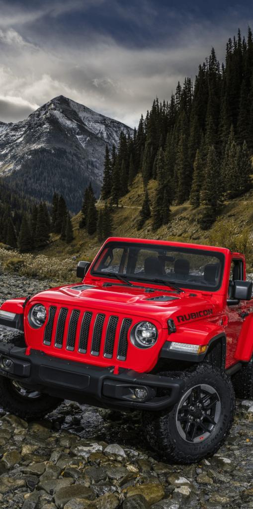 Jeep Wallpaper 4k