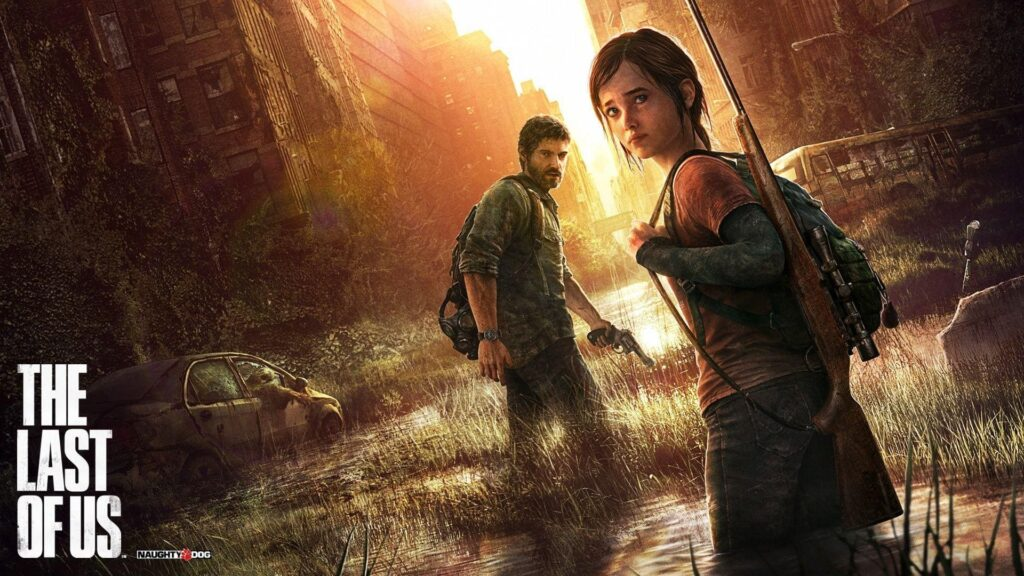 pc the last of us wallpaper