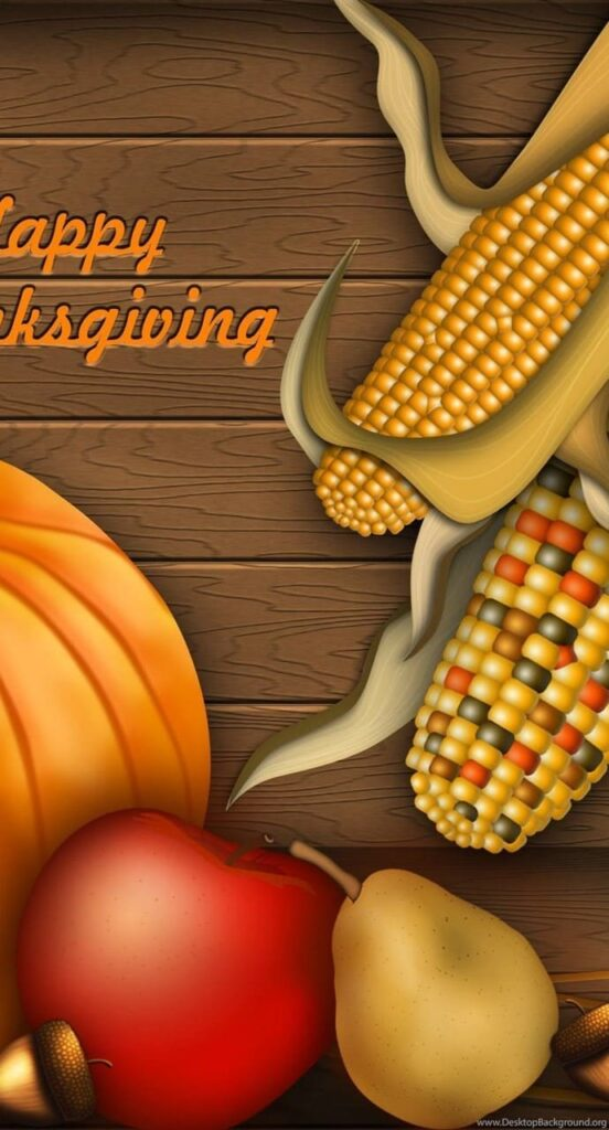 Thanksgiving Wallpapers 4k
