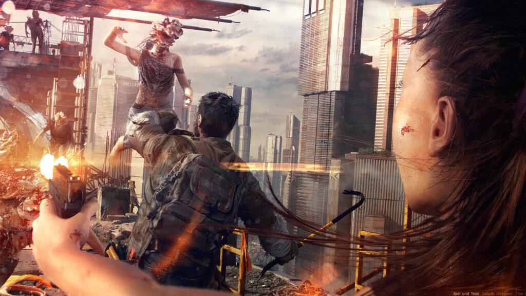 The Last Of Us Computer Wallpaper