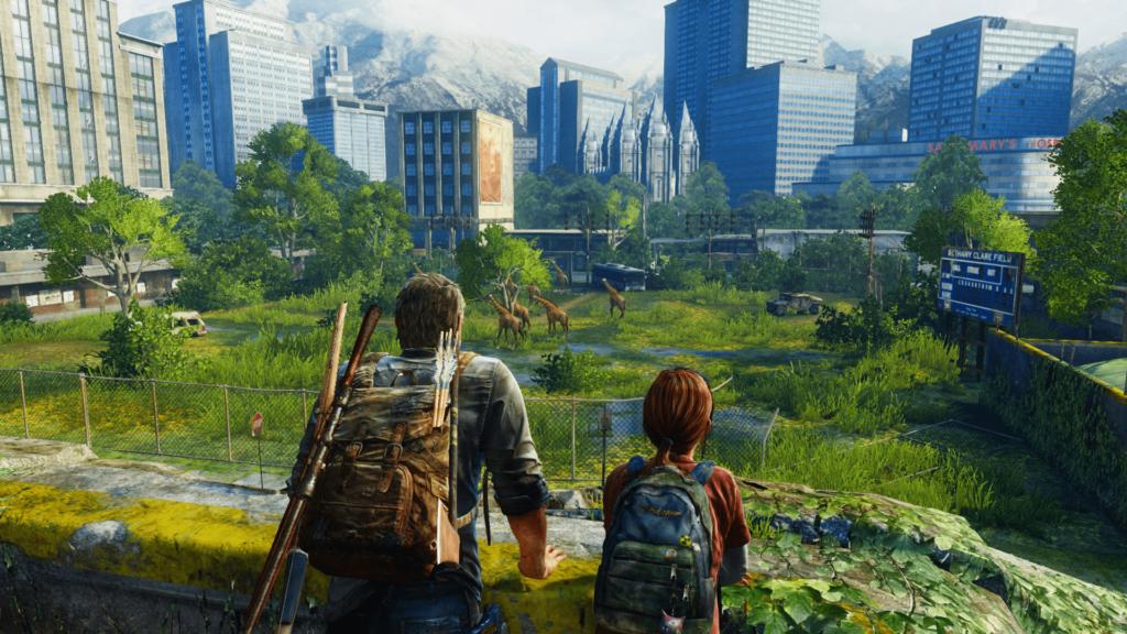 The Last Of Us Desktop Wallpaper