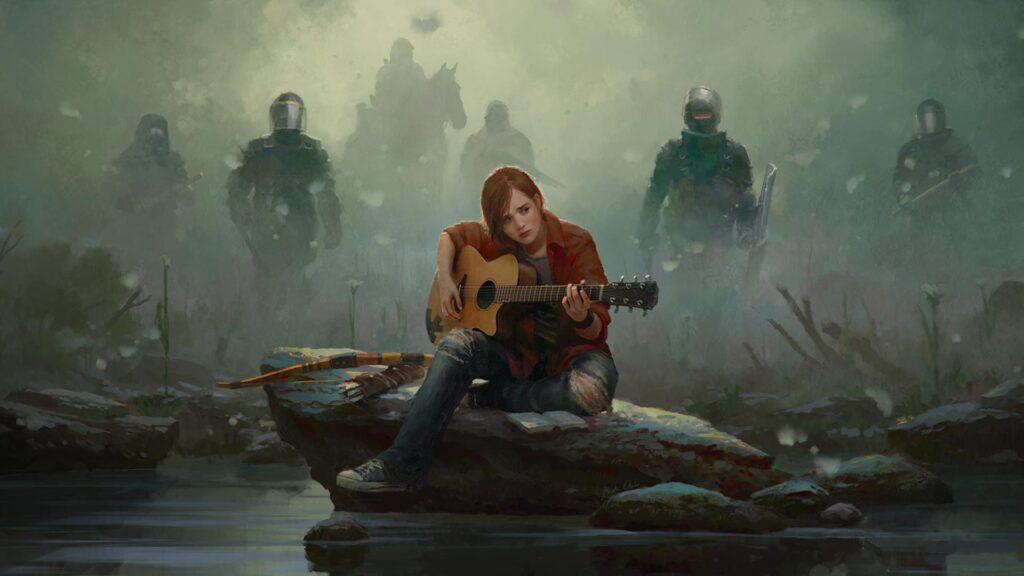 The Last Of Us Desktop Wallpaper 4k