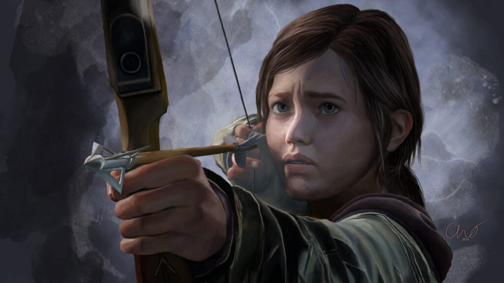 The Last Of Us Pc Wallpaper