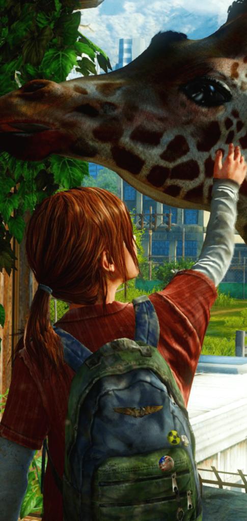The Last Of Us Wallpaper 4k