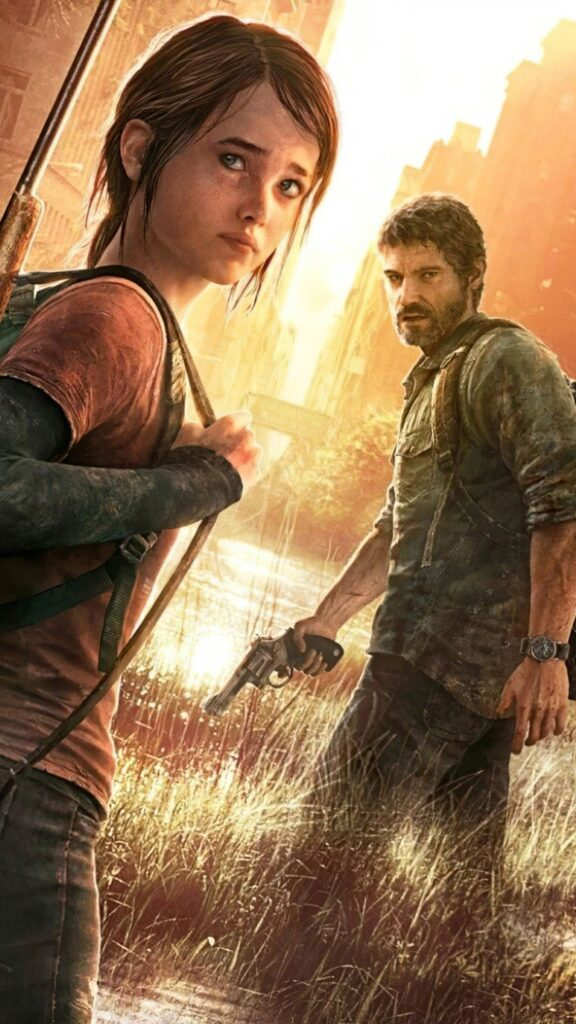 the last of us wallpaper for mobile