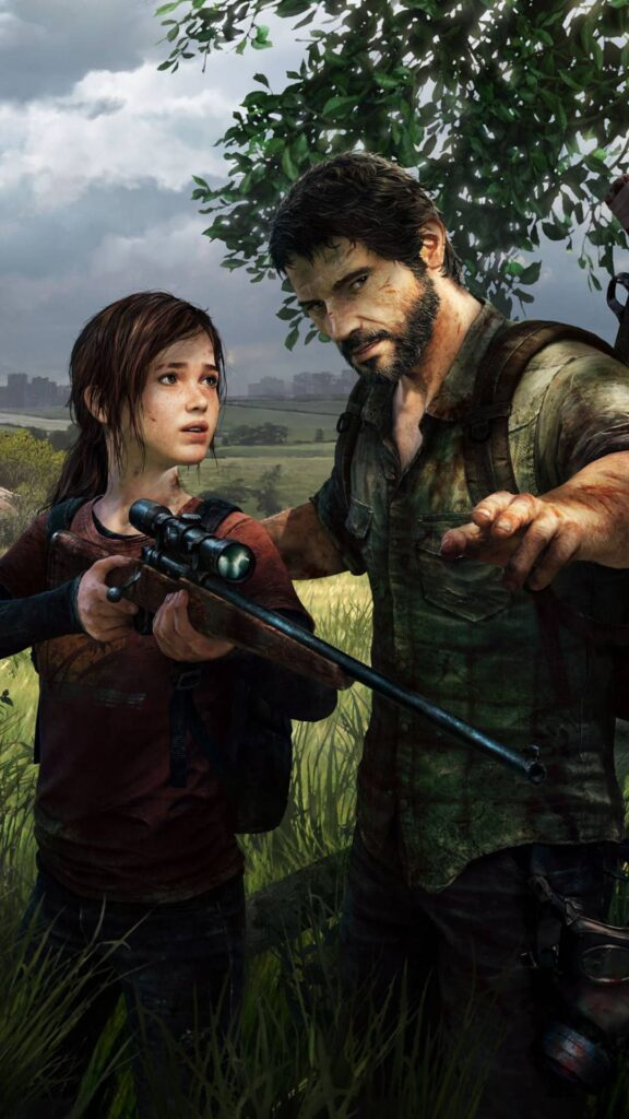 the last of us wallpaper for phone