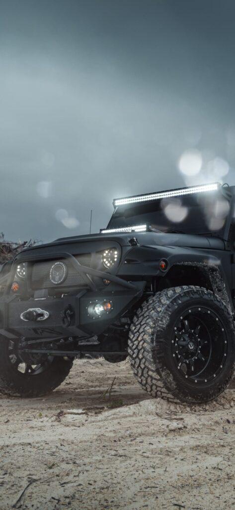 Wallpaper Jeep
