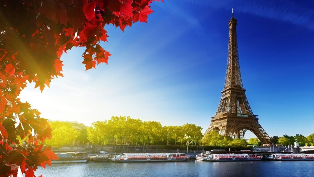 Eiffel Tower Desktop Wallpapers Hd