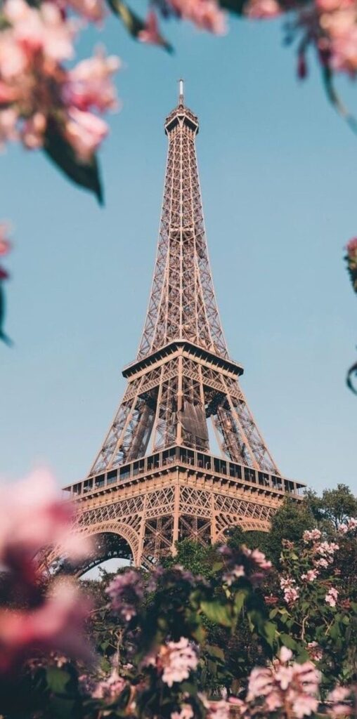 Eiffel Tower Wallpaper 4k