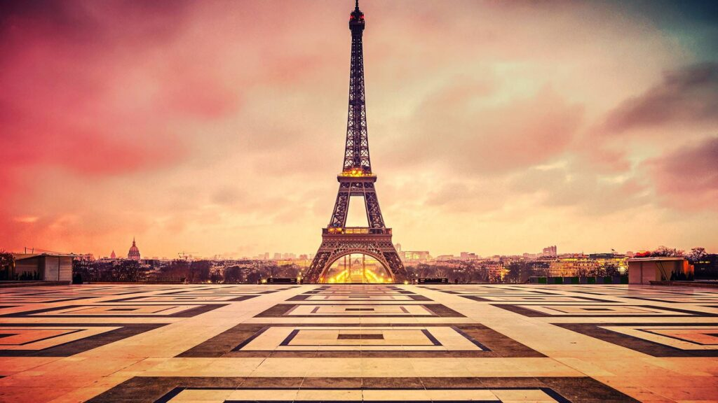 Eiffel Tower Pc Wallpapers