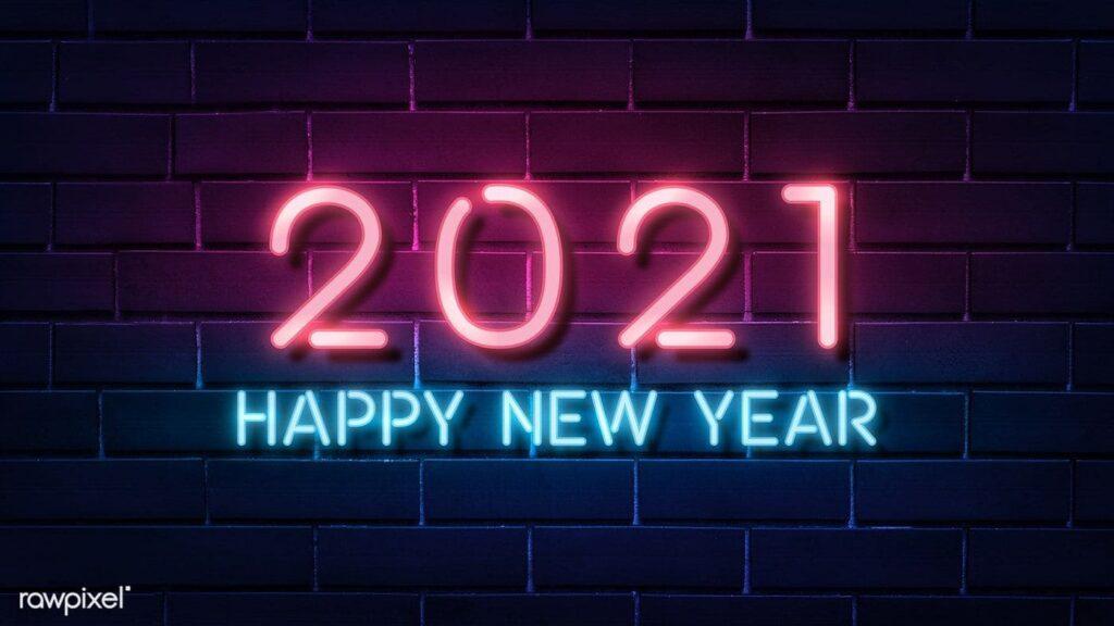 Happy New Year 2021 Pc Wallpaper