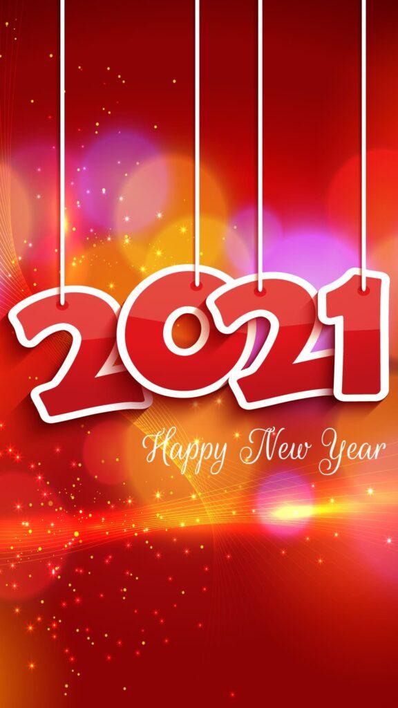 Happy New Year 2021 Wallpaper Hd