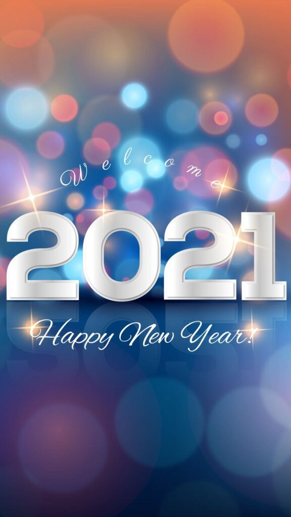 Happy New Year 2021 Wishes Wallpaper Hd