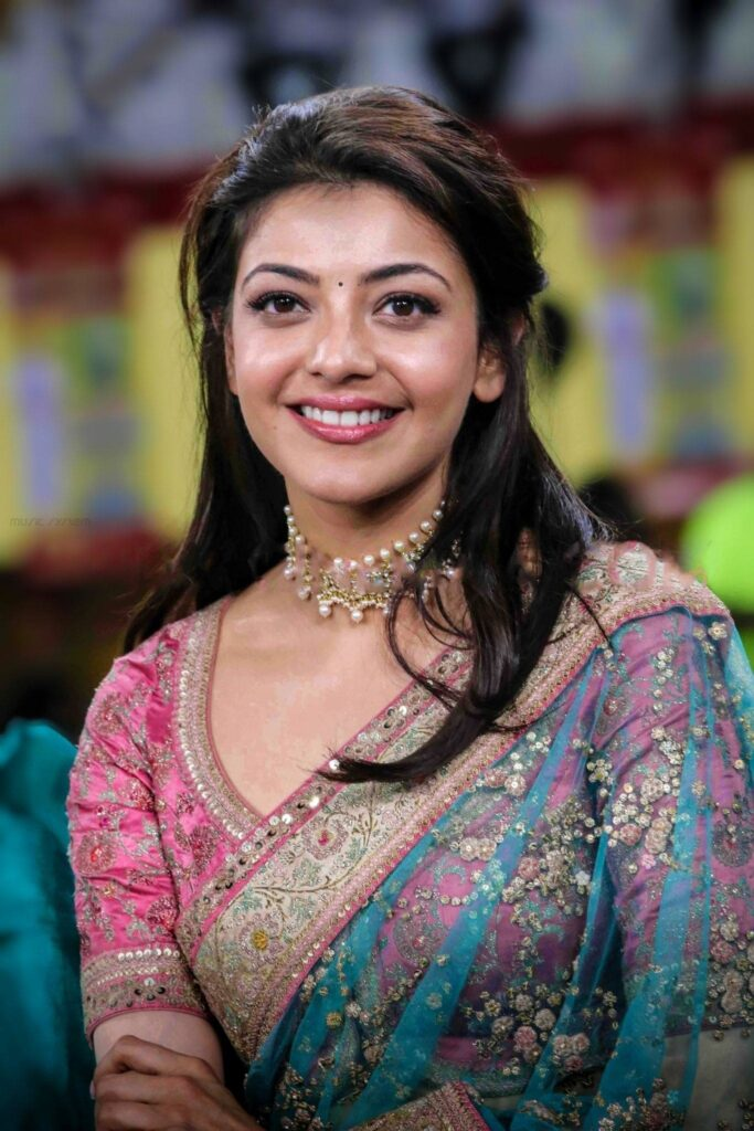 Kajal Aggrwal Android Wallpaper