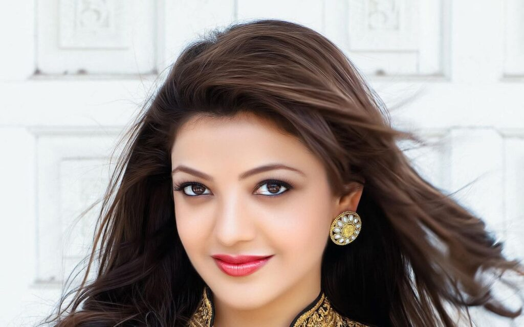 Kajal Aggrwal Background For Laptop