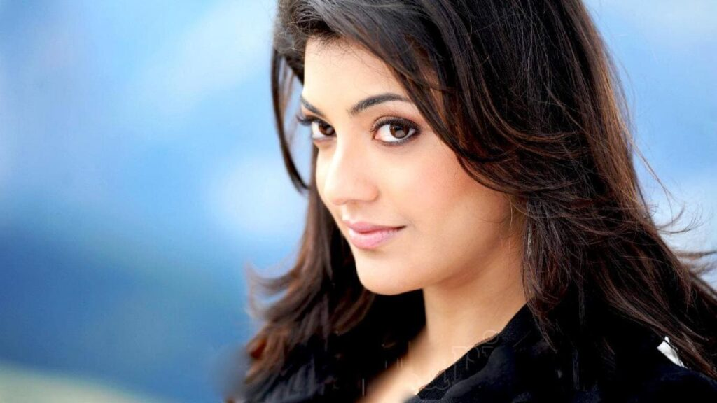 Kajal Aggrwal Mac Wallpaper