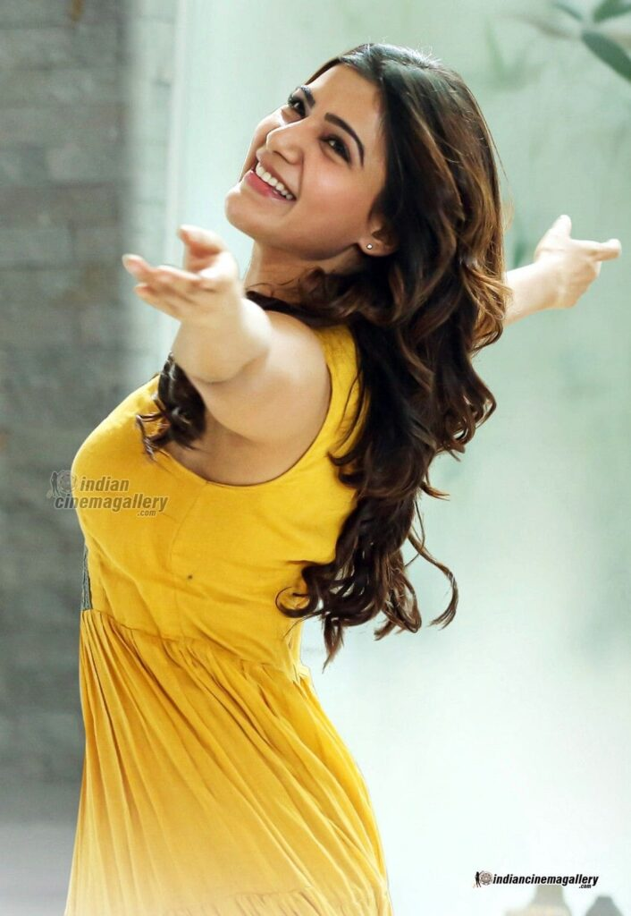 Samantha Ruth Prabhu Background
