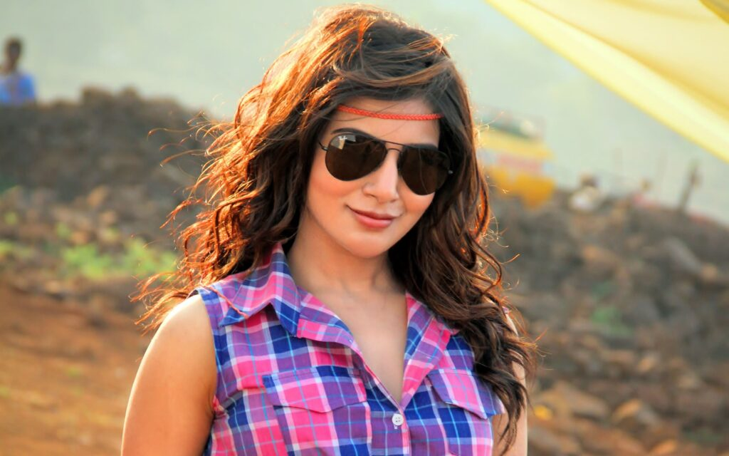 Samantha Ruth Prabhu Pc Wallpaper