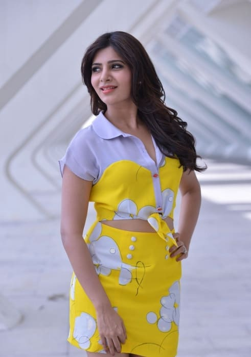 Samantha Ruth Prabhu Wallpapers 2021