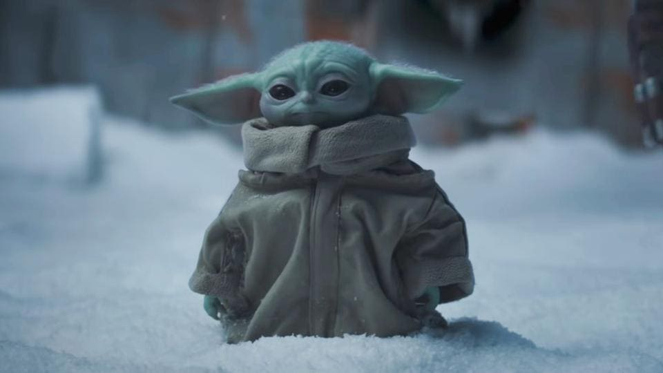 The Mandalorian Season 2 Wallpaper Baby Yoda