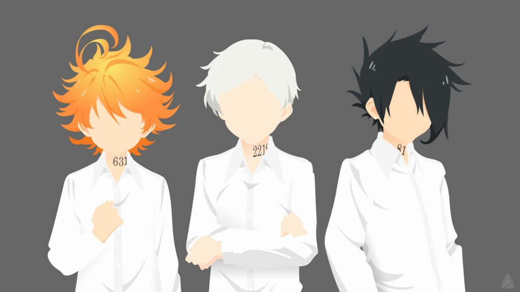 The Promised Neverland Background