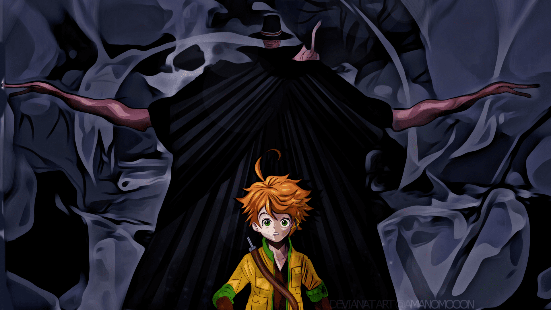 The Promised Neverland Wallpapers: Top 4k Background ...