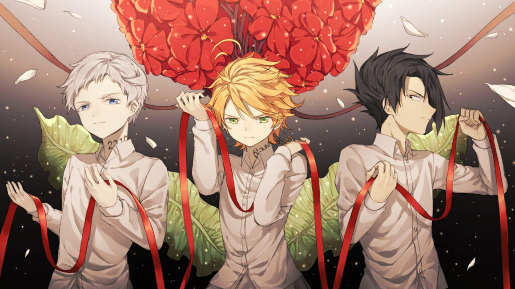 The Promised Neverland Wallpaper For Mobile